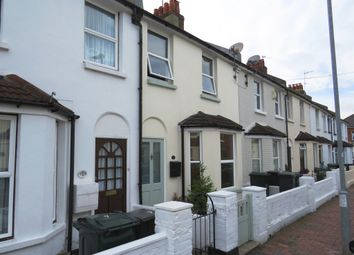 Thumbnail 3 bed terraced house for sale in Kilda Street, Eastbourne