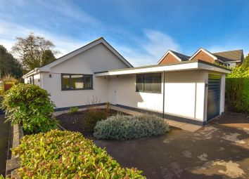 Thumbnail 3 bed detached bungalow for sale in Westbourne Mews, Sandy Lane, Congleton