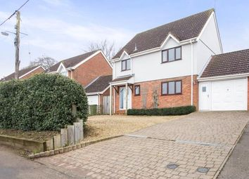 Thumbnail 4 bedroom link-detached house for sale in Sporle, King's Lynn, .