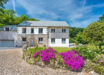 Thumbnail 5 bedroom detached house for sale in Budock Water, Falmouth