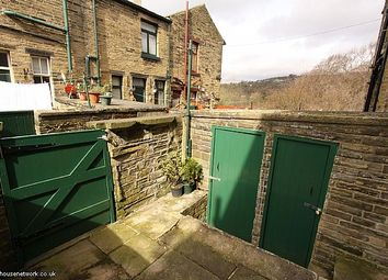 Thumbnail 2 bed terraced house to rent in Amelia Street, Saltaire, West Yorkshire