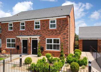 "Thumbnail 3 bed end terrace house for sale in ""Archford"" at Dixon Drive, Chelford, Macclesfield"