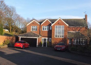 Thumbnail 4 bed property for sale in Woodend Drive, Stalybridge