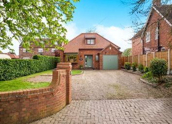 Thumbnail 4 bed detached house for sale in Caythorpe Road, Caythorpe, Nottingham