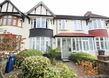 Thumbnail 3 bed terraced house to rent in Manor Drive, Whetstone