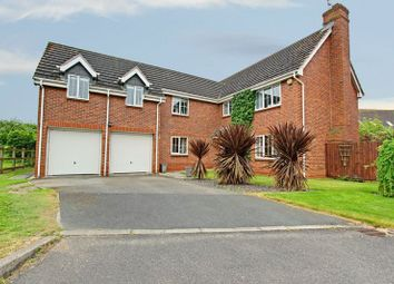 Thumbnail 6 bed detached house for sale in Kettlethorpe Drive, Welton, Brough