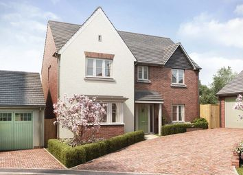 """Thumbnail 4 bed detached house for sale in """"The Cottingham"""" at Gipsy Hill Lane, Exeter"""