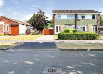 3 bed semi-detached house for sale in Brackleys Way, Solihull B92