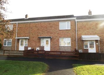 Thumbnail 2 bed terraced house for sale in Surrey Road, Huntingdon, Cambridgeshire