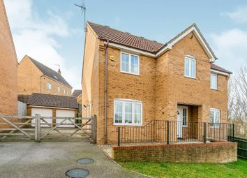 Thumbnail Detached house for sale in Landseer Close, Wellingborough
