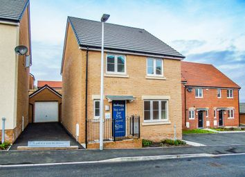 Thumbnail 4 bed detached house for sale in St Lythans Park, Off Old Port Road, Cardiff