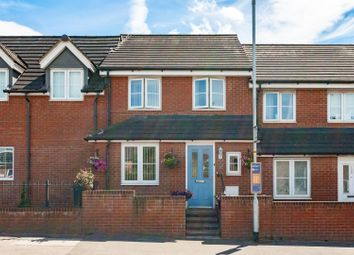 Thumbnail 3 bed terraced house for sale in Station Road, Royal Wootton Bassett, Swindon