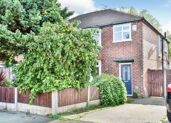 Morningside Drive, Manchester, Greater Manchester M20. 3 bed semi-detached house