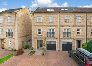 Thumbnail 4 bed town house for sale in Ron Lawton Crescent, Burley In Wharfedale, Ilkley