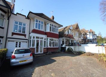 Thumbnail 5 bed link-detached house to rent in Chalkwell Avenue, Westcliff-On-Sea, Essex