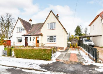 Thumbnail Semi-detached house for sale in Finlaystone Crescent, Kilmacolm