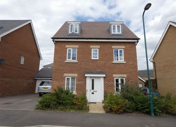 Thumbnail 5 bed detached house for sale in Apollo Avenue, Peterborough, Cambridgeshire