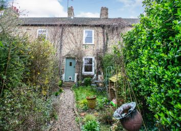 Thumbnail 2 bed terraced house for sale in Church Lane, Arlesey
