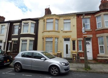Thumbnail 3 bed terraced house for sale in Skipton Road, Anfield, Liverpool, Merseyside
