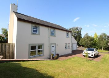 Thumbnail 4 bed detached house for sale in Gilcrux, Wigton