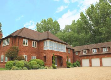 Thumbnail 6 bed property for sale in New Mill Road, Eversley, Hook