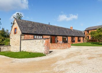 Thumbnail 4 bed barn conversion for sale in Falcutt, Brackley, Northamptonshire