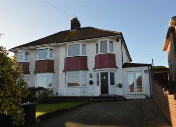 Thumbnail 5 bed semi-detached house for sale in Cherry Grove, Swansea