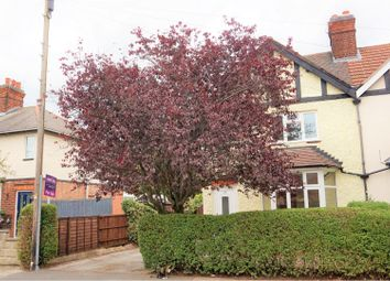 Thumbnail 2 bed semi-detached house for sale in Chesterfield Avenue, Long Eaton
