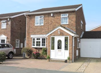 Thumbnail 1 bed link-detached house for sale in Higham Drive, Luton