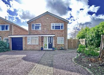 Thumbnail 4 bedroom detached house for sale in Glebe Road, Perry, Huntingdon