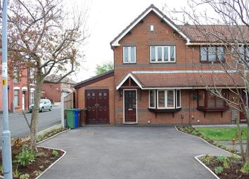 Thumbnail 3 bed terraced house for sale in Marshall Court, Ashton-Under-Lyne