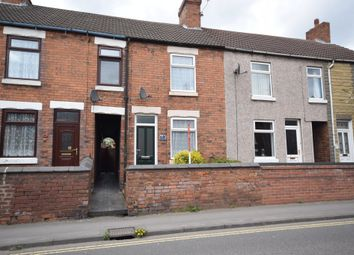 Thumbnail 2 bed terraced house to rent in Burton Road, Midway, Swadlincote