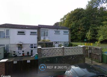 Thumbnail 3 bed end terrace house to rent in Leaside Way, Southampton