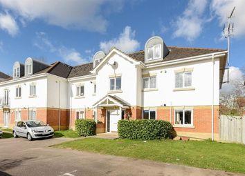 Thumbnail 2 bed flat to rent in Basildon Close, Watford