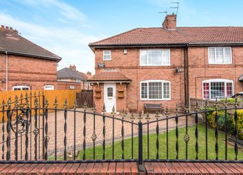 Thumbnail 4 bed end terrace house for sale in Suffolk Road, Bircotes, Doncaster
