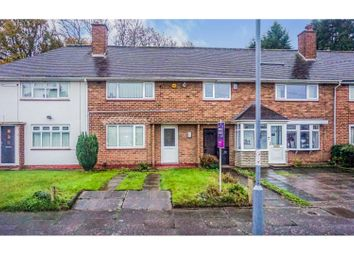 2 bed terraced house for sale in Gilwell Road, Shard End, Birmingham B34