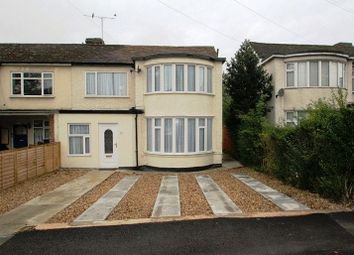 Thumbnail 3 bedroom semi-detached house to rent in Sundon Park Road, Luton