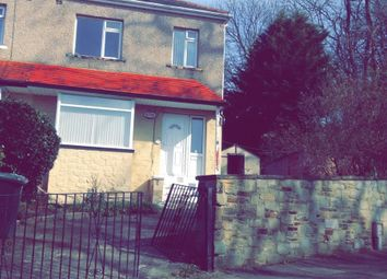 Thumbnail 3 bed semi-detached house to rent in Greenfield Avenue, Shipley