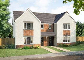 """Thumbnail 3 bed detached house for sale in """"The Elgin"""" at Rosslyn Street, Kirkcaldy"""