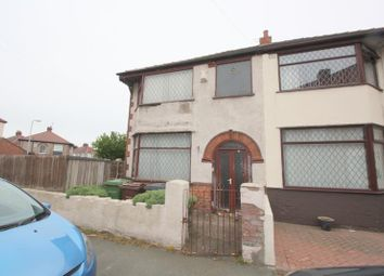 Thumbnail 3 bed property for sale in Devonshire Road, Brighton-Le-Sands, Liverpool