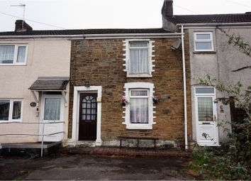 Thumbnail 2 bedroom terraced house for sale in Treharne Road, Morriston