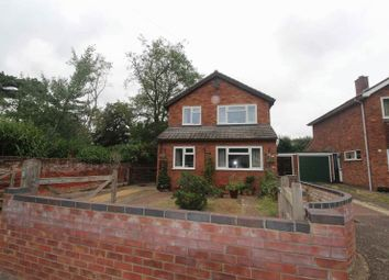 Thumbnail 4 bed detached house for sale in Station Road South, Belton, Great Yarmouth