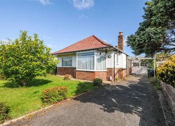 Thumbnail 2 bed detached bungalow for sale in Crowborough Drive, Goring By Sea, West Sussex