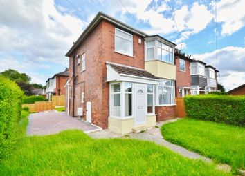 Thumbnail 3 bed detached house for sale in Hilton Lane, Prestwich, Manchester