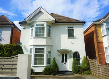 Thumbnail 4 bed detached house to rent in Alexandra Road, Poole