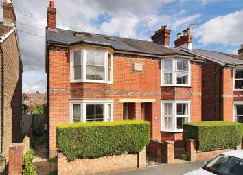 Thumbnail 4 bed semi-detached house for sale in Clarence Road, Horsham, West Sussex