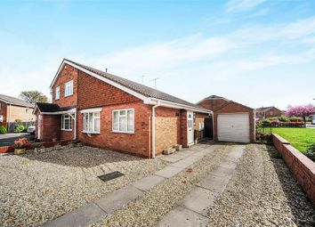 Thumbnail 2 bedroom semi-detached bungalow for sale in Taylor Crescent, Stratton St. Margaret, Swindon