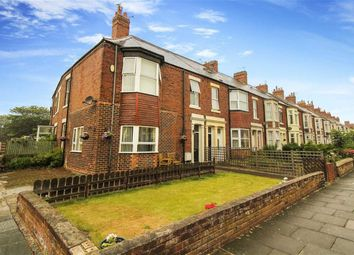Thumbnail 3 bed terraced house for sale in Hulne Avenue, Tynemouth, Tyne And Wear