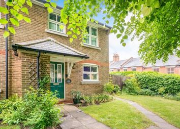 Thumbnail 3 bed end terrace house for sale in Fairfield Road, Leatherhead, Surrey