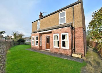 Thumbnail 3 bed detached house for sale in Ryland Road, Dunholme, Lincoln